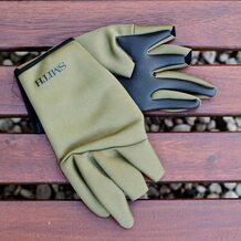 Перчатки Smith неопреновые 2F оливковые размер L