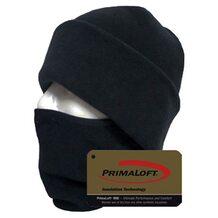 Шапка Envision флисовая с утеплителем Primaloft One и защитой лица (13001)