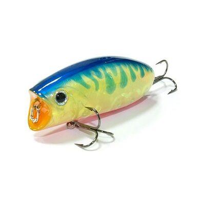 Воблер Lucky Craft Malas 0286 Blue Tiger 719